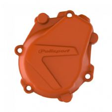IGNITION COVER PROTECTOR KTM/HUSKY SXF450 16-18, FC/FX450 16-18 ORANGE